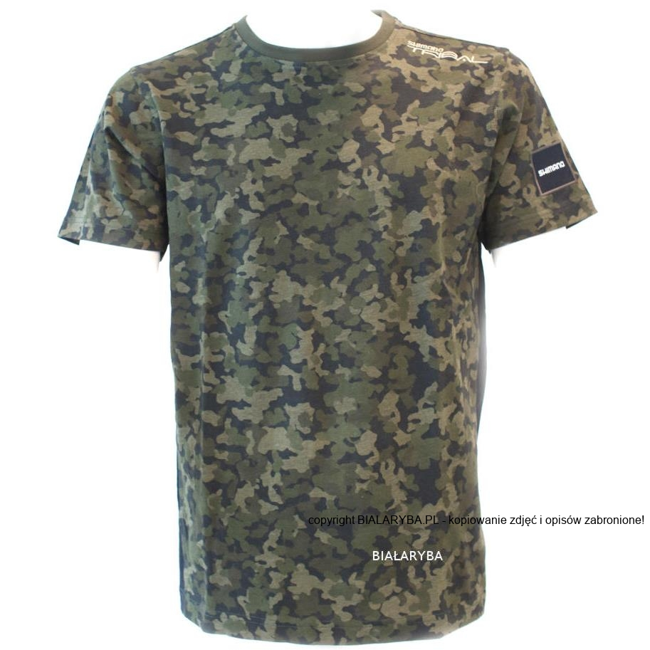ebaa3b4fe T-shirt Shimano Tribal XTR M-14312 ...